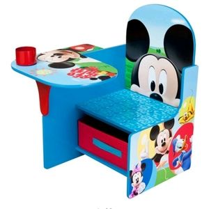 Disney Mickey Mouse Chair Desk